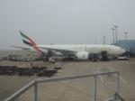 シフォンさんが、台湾桃園国際空港で撮影したエミレーツ航空 777-21H/LRの航空フォト(飛行機 写真・画像)