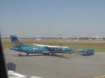 シフォンさんが、タンソンニャット国際空港で撮影したベトナム航空 ATR-72-212の航空フォト(写真)