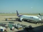 シフォンさんが、タンソンニャット国際空港で撮影したタイ国際航空 777-2D7の航空フォト(写真)