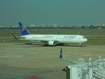 シフォンさんが、タンソンニャット国際空港で撮影したエア・アスタナ 767-3KY/ERの航空フォト(写真)