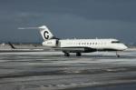 北の熊さんが、新千歳空港で撮影したGLOBAL FLIGHT INC  BD-700-1A10 Global Expressの航空フォト(写真)