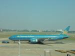 シフォンさんが、タンソンニャット国際空港で撮影したベトナム航空 777-2Q8/ERの航空フォト(写真)