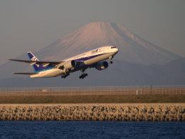 Mame @ TYOさんが、羽田空港で撮影した全日空 777-281の航空フォト(写真)
