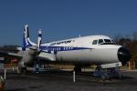 富士のこまきさんが、岐阜基地で撮影したエアーニッポン YS-11A-213の航空フォト(写真)