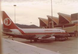 JA8037さんが、ペナン国際空港で撮影したマレーシア航空 737-2H6/Advの航空フォト(飛行機 写真・画像)