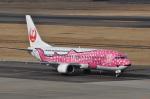 kumagorouさんが、仙台空港で撮影した日本トランスオーシャン航空 737-446の航空フォト(写真)