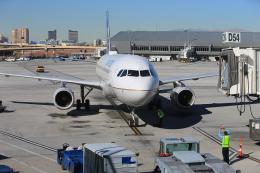Airliners Freakさんが、マッカラン国際空港で撮影したユナイテッド航空 A320-232の航空フォト(飛行機 写真・画像)