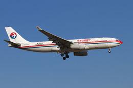 PINK_TEAM78さんが、成田国際空港で撮影した中国東方航空 A330-243の航空フォト(飛行機 写真・画像)