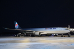 ATOMさんが、帯広空港で撮影した大韓航空 A330-323Xの航空フォト(写真)