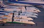 TAOTAOさんが、中部国際空港で撮影したANAウイングス DHC-8-402Q Dash 8の航空フォト(飛行機 写真・画像)