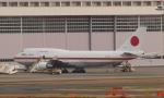 Rikuさんが、羽田空港で撮影した総理府 747-47Cの航空フォト(写真)