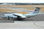 かみゅんずさんが、パース空港で撮影した中国人民解放軍 空軍 Il-76MDの航空フォト(写真)