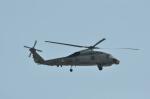 kumagorouさんが、仙台空港で撮影したアメリカ海軍 S-70 (H-60 Black Hawk/Seahawk)の航空フォト(写真)