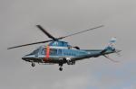 kumagorouさんが、仙台空港で撮影した宮城県警察 A109E Powerの航空フォト(飛行機 写真・画像)