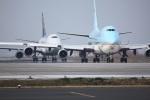北九州空港 - Kita Kyushu Airport [KKJ/RJFR]で撮影された大韓航空 - Korean Air [KE/KAL]の航空機写真