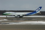 北の熊さんが、新千歳空港で撮影した日本貨物航空 747-4KZF/SCDの航空フォト(写真)
