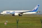 jun☆さんが、クアラルンプール国際空港で撮影した全日空 787-8 Dreamlinerの航空フォト(写真)