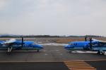 天草飛行場 - Amakusa Airfield [AXJ/RJDA]で撮影された天草エアライン - Amakusa Airlines [MZ/AHX]の航空機写真