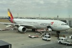 tsubasa0624さんが、羽田空港で撮影したアシアナ航空 A330-323Xの航空フォト(写真)