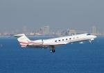 じーく。さんが、羽田空港で撮影したTOYOTA MOTORS G500/G550 (G-V)の航空フォト(飛行機 写真・画像)