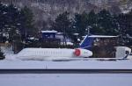 Dojalanaさんが、函館空港で撮影した不明 BD-700 Global Express/5000/6000の航空フォト(飛行機 写真・画像)