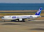 bluesky05さんが、羽田空港で撮影した全日空 767-381/ERの航空フォト(飛行機 写真・画像)