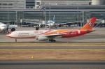 Wings Flapさんが、羽田空港で撮影した中国東方航空 A330-343Xの航空フォト(写真)