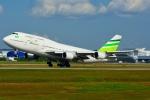 RUSSIANSKIさんが、クアラルンプール国際空港で撮影したフライナス 747-428Mの航空フォト(飛行機 写真・画像)