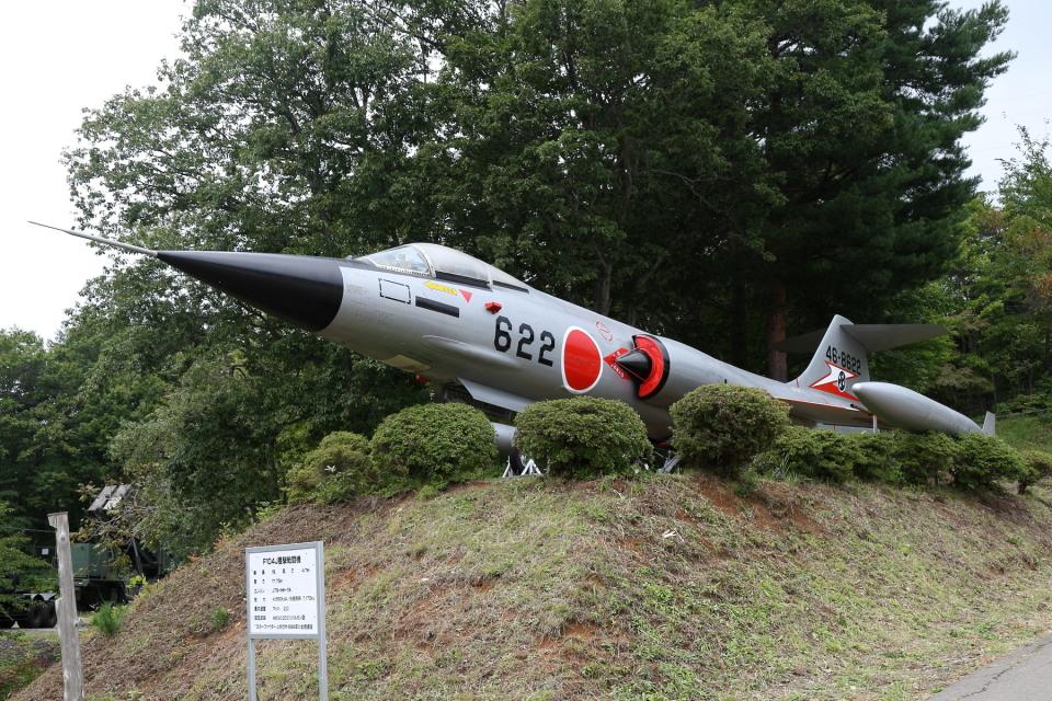 西風さんの航空自衛隊 Mitsubishi F-104 (46-8622) 航空フォト