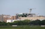 シュールストレミングさんが、福岡空港で撮影したアルジェリア空軍 Il-76TDの航空フォト(写真)