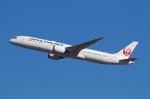 KRN6035さんが、成田国際空港で撮影した日本航空 787-9の航空フォト(写真)