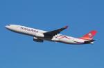 KRN6035さんが、成田国際空港で撮影したトランスアジア航空 A330-343Xの航空フォト(写真)
