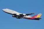 KRN6035さんが、成田国際空港で撮影したアシアナ航空 747-48EMの航空フォト(写真)
