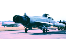 チャーリーマイクさんが、新田原基地で撮影した航空自衛隊 F-104J Starfighterの航空フォト(飛行機 写真・画像)