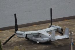 さちやちさんが、佐世保基地で撮影したアメリカ海兵隊 MV-22Bの航空フォト(飛行機 写真・画像)