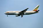 羽田空港 - Tokyo International Airport [HND/RJTT]で撮影されたエチオピア航空 - Ethiopian Airlines [ET/ETH]の航空機写真