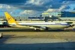 RUSSIANSKIさんが、フランクフルト国際空港で撮影したコンドル 767-31B/ERの航空フォト(飛行機 写真・画像)