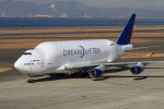non-nonさんが、中部国際空港で撮影したボーイング 747-409(LCF) Dreamlifterの航空フォト(写真)