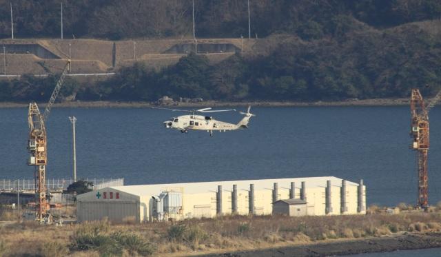 さちやちさんが、佐世保基地で撮影した海上自衛隊 SH-60Kの航空フォト(飛行機 写真・画像)