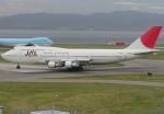 なぁちゃんさんが、関西国際空港で撮影した日本航空 747-146B/SR/SUDの航空フォト(写真)