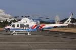 南紀白浜空港 - Nanki Shirahama Airport [SHM/RJBD]で撮影された三重県防災航空隊 - Mie Disaster Prevention Air Corpsの航空機写真