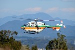 mojioさんが、静岡空港で撮影した静岡県消防防災航空隊 BK117C-1の航空フォト(飛行機 写真・画像)