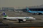 we love kixさんが、関西国際空港で撮影したスカイウィングス・アジア・エアラインズ A320-212の航空フォト(写真)