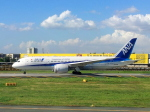 hgenさんが、ニノイ・アキノ国際空港で撮影した全日空 787-9の航空フォト(飛行機 写真・画像)