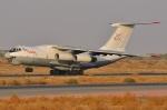 RUSSIANSKIさんが、シャルジャー国際空港で撮影したRUSエイビエーション Il-76TDの航空フォト(写真)