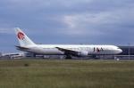 kumagorouさんが、仙台空港で撮影した日本アジア航空 767-346の航空フォト(飛行機 写真・画像)
