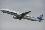 なぁちゃんさんが、関西国際空港で撮影した全日空 A321-131の航空フォト(写真)