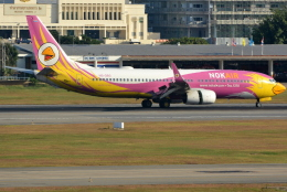 jun☆さんが、ドンムアン空港で撮影したノックエア 737-86Nの航空フォト(飛行機 写真・画像)