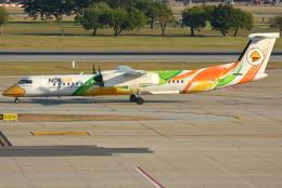 jun☆さんが、ドンムアン空港で撮影したノックエア DHC-8-402Q Dash 8の航空フォト(飛行機 写真・画像)