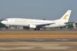 jun☆さんが、ドンムアン空港で撮影したシティ・エアウェイズ 737-4H6の航空フォト(写真)